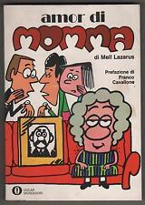mell lazarus AMOR DI MOMMA oscar fumetti mondadori 486 1a edizione 1973
