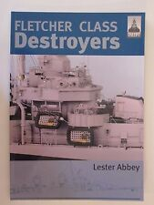 ShipCraft 8: Fletcher Class Destroyers by Seaforth, Color Profiles & Photos
