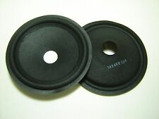 "Pair 6"" Paper Cone - Speaker Parts - 145469"