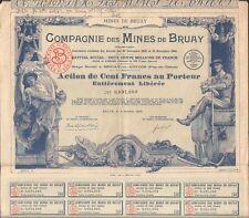 TOP DECO =  Mines de BRUAY (PAS-DE-CALAIS 62) (P)