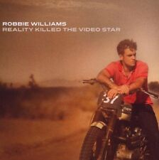 CD * Robbie Williams * reality Puss the Video Star ** OVP!!!