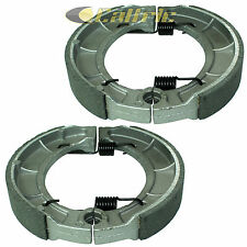 BRAKE SHOE YAMAHA PRO-4 PRO HAULER W-TURF TIRES YFU1TW 1989 FRONT BRAKE SHOES