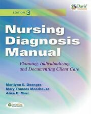 Nursing Diagnosis Manual by Marilynn Doenges