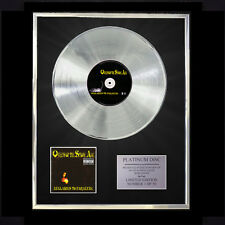 QUEENS OF THE STONE AGE LULLABIES TO PARALYZE (QOTSA) CD PLATINUM DISC FREE P+P!