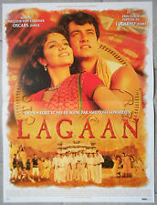 Affiche LAGAAN Once upon a time in India AAMIR KHAN Gracy Singh INDE 40x60cm