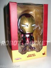 Hot Toys Avengers Age of Ultron IRON MAN Mark XLV Cosbaby FIGURE legends Import
