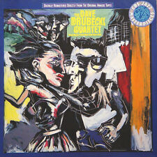 DAVE BRUBECK Plays Music From West Side Story And NED Press Cbs 4504101 1986 LP