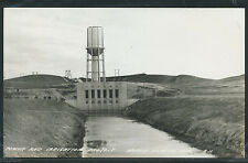 NE North Platte RPPC 1938 POWER AND IRRIGATION PROJECT CANAL No.B-11