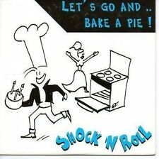 (AR518) Shock N Roll, Let's Go And Bake A P- 1995 DJ CD