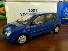 1/18 ANSON DEALER EDITON 2001 VW VOLKSWAGEN POLO- U.S. SELLER