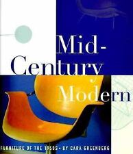 Mid-Century Modern : Furniture of the 1950s by Cara Greenberg (1995, Paperback)