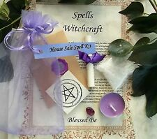 House Sale Spell Kit  Votive Candle Magic Witchcraft