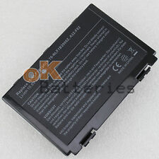 Laptop Battery For ASUS K50 K50AB-X2A K50ij K50in K51 A32-F52 Notebook 6Cell