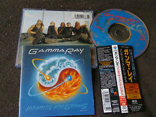 GAMMA RAY / insanity and genius /JAPAN LTD CD OBI