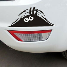 PEEKING MONSTER FUNNY CAR WINDOW STICKERS NOVELTY DECAL GRAPHIC Stylish  New