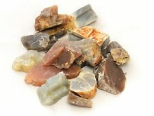 Multi Colored Moonstone Rough 1/2 lb  Lot Zentron Crystals