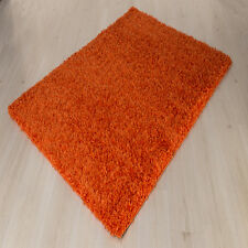 MODERN SHAGGY  RUGS THICK PLAIN SOFT  SMALL  LARGE SIZE  5CM  PILE  RUGS