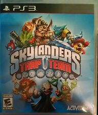 Skylanders Trap Team Video Game Only! PS3  (Sony Playstation 3, 2014)