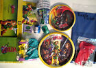 THE LEGEND OF ZELDA Birthday Party Supply SUPER Kit for 8 w/Invites,Balloons +