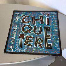 1993  # VINTAGE SINGLE VINYL VINILE DJ CERLA RMX CHIQUETERE CHIQUETERE BAND