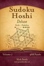 Sudoku Hoshi Ser.: Sudoku Hoshi Deluxe - Da Facile a Diabolico - Volume 7 -...
