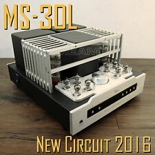 YAQIN MS-30L EL34 Push-Pull Tube STERE Integrated Amplifier 2016 New Circuit U