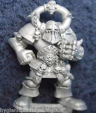 1994 chaos BLOODBOWL 3ème édition star player lord borak le DESPOILER citadelle GW