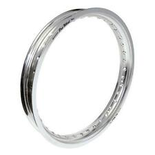 Pro-Wheel Motorcycle Rim - Rear 2.15 x 18 Silver KTM 125 EXC 1998-2003,125 SX 19