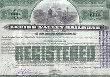 Lehigh Valley Railroad  Company  1942