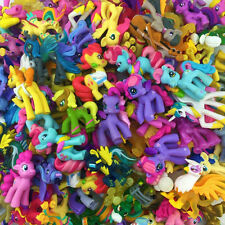 Random 10X Hasbro My Little Pony Toys Friendship is Magic MLP Toy Doll No Repeat