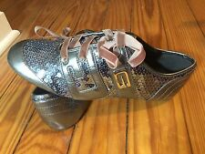 Guess Women's Gray Glitter Athletic SNEAKERS Tennis Shoes
