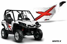 AMR Racing Can-Am Commander/Mave UTV Door Graphics Wrap for CanAm OEM Doors 2 WX
