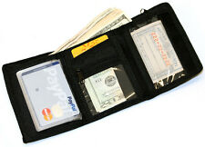 THE ULTIMATE SWAT BLACK TACTICAL WALLET for POLICE & MILITARY PERSONNEL
