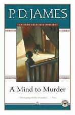A Mind to Murder by P. D. James (2001, Paperback) store#2255
