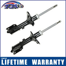 NEW FRONT PAIR OF SHOCKS & STRUTS FOR 00-05 HYUNDAI ACCENT, LIFETIME WARRANTY
