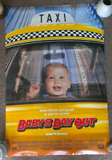 BABY'S DAY OUT1994 authentic 1 sheet movie poster Joe Montegna Laura Flynn Boyle