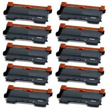 10PK Brother TN-450 TONER HL-2240 HL2270DW MFC-7360N MFC-7460DN DCP7060D