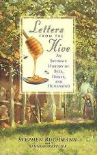 Letters from the Hive: An Intimate History of Bees, Honey, and Humanki-ExLibrary