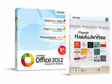 SoftMaker Office Standard 2012 SoftMaker Office-pacchetto incl. scrittura manuale 3 PC