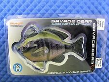 "Savage Gear Floating Dark Gill 5"" 1-4/5oz Bluegill Lure Real 3D Scan BF-125-DG"