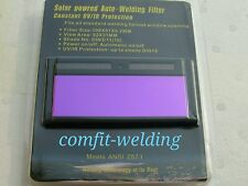 "4-1/4""x 2 Solar Auto Darkening Welding Filter Lens Shade 4-11"