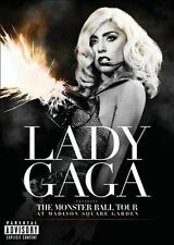 The Monster Ball Tour at Madison Square Garden [PA] by Lady Gaga (DVD, Nov-2011…