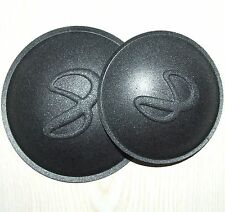 2x Infinity SM 150 152 155 dustcap Staubkappe GDCLO 110mm 20mm, lip up LOGO foam