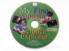 My First Amazing Science Explorer - Windows 7 / Vista / XP / 95/98 Computer PC