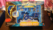 Power Rangers Blue Trans-Armor Cycle RARE