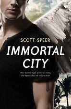 Immortal City: First Edition - Acceptable - Speer, Scott - Hardcover