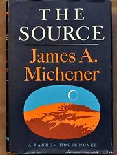 The Source James Michener First E Number 40 of 300 Specially For Israeli Museum