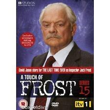 A TOUCH OF FROST SERIES 15 - FINAL SERIES  NEW & SEALED