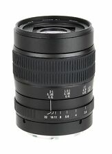 60mm f/2.8 2:1 Super Macro Manual Focus lens for Canon EF 70D 5DII 6D 60D 7D 1D