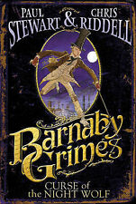 Barnaby Grimes: The Curse of the Nightwolf, Paul Stewart, Chris Riddell